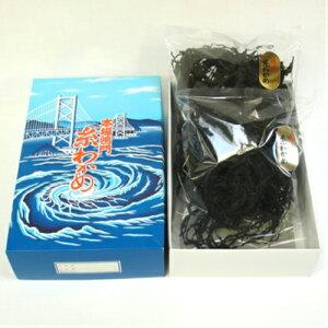 【鳴門天然糸わかめ 50g (25g×2)】