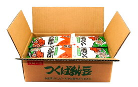つくば納豆 天日干し 国産大豆 110g×20個箱入り(計2200g)