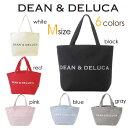 【DM便送料無料】【即日発送】DEAN&DELUCA tote bagディーン&デルーカ トートバッグ Mサイズ キャンバス マザーバッ…