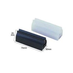 Tプレートキャッチ(両面テープ仕様) 10個セット プレートキャッチャー 強力 両面テープ POP 装飾 パウチ ラミネート 広告 パチンコ 備品 送料無料