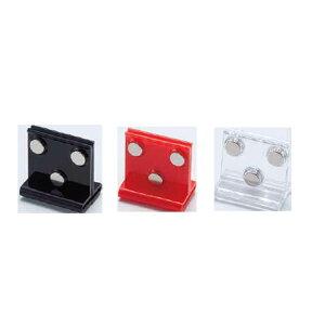 ネオ3 10個セット プレートキャッチャー 強力 両面テープ マグネット POP 装飾 ラミネート 広告 パチンコ 備品 送料無料