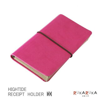Receipts-receipts holders Pavot [parvo] Vivit pink HIGH TIDE [high tide: DF073-VPI