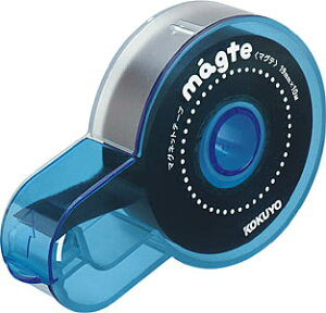 超薄型マグネットテープ【マグテ】テープカッター付き コクヨ マク−M370