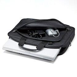 ビジネスバッグカジュアルPCバッグ黒(ブラック)サンワサプライBAG-U52BK