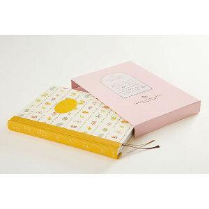 育児日記 3年連用 すくすくピンク デザインフィル/ミドリ 12190006【ネコポス可】