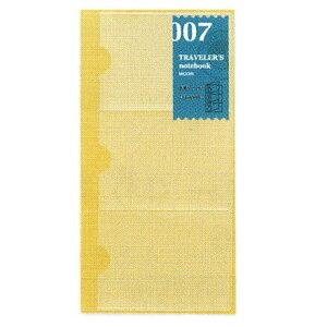 【ネコポス便対応可能商品】トラベラーズノート TRAVELER'S note book リフィル 名刺ファイル 28-14301 デザインフィル/ミドリ