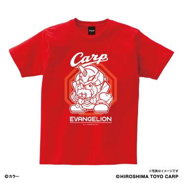 EVANGELION×カープTシャツ(マスコット)