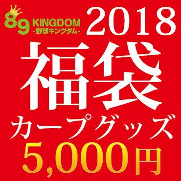 広島東洋カープ数量限定2018新春カープグッズ福袋5000円
