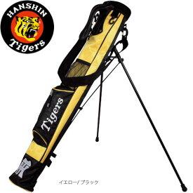阪神タイガースグッズ ラウンドスタンドバッグ イエロー×ブラック [HTCC-7512]