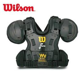 【ウィルソン/willson】NPB仕様 硬式審判用プロテクター(プロゴールドチェストプロテクター) [WTA3211NP]