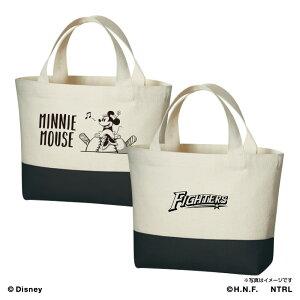 21ミニーマウス(HUMMING)/北海道日本ハムファイターズ ランチバッグ 21ミッキーコラボ