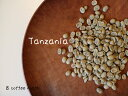 【コーヒー生豆】タンザニア ンゴロンゴロAA++ <内容量>200g