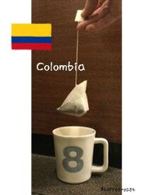 【三角 テトラパック コーヒー】【送料無料】コロンビア デカフェ(ノンカフェインコーヒー) <内容量>10g×60パック (30パック X 2袋)