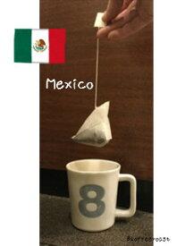 【三角 テトラパック コーヒー】【送料無料】メキシコ デカフェ(ノンカフェインコーヒー) <内容量>10g×60パック (30パック X 2袋)