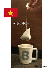 【三角 テトラパック コーヒー】【送料無料】ベトナム FINE ROBUSTA(ファインロブスタ)Robusta - Peaberry<内容量>10g×30パック入り Future coffee farm × 8coffee