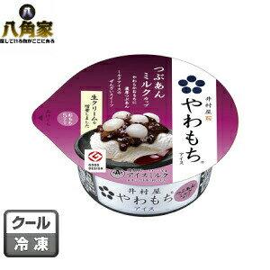 井村屋 やわもち つぶあんミルクカップ 24個入り ぜんざいスイーツ GOOD DESIGN【キャッシュレス5%還元】