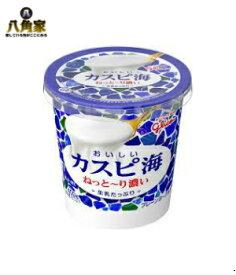 グリコ おいしいカスピ海 生乳たっぷり400g×6個【キャッシュレス5%還元】