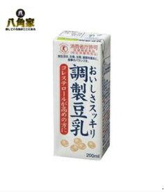 ソヤファーム 調整豆乳200ml×24本【後払い可【キャッシュレス5%還元】