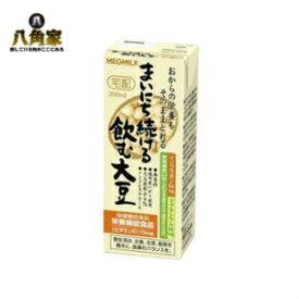 雪印メグミルク まいにち続ける 飲む大豆200ml×18本【キャッシュレス5%還元】