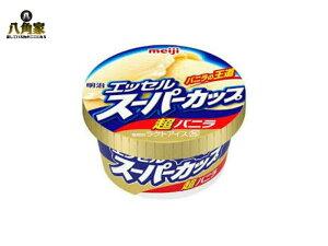 明治エッセルスーパーカップ超バニラ200ml×24個【キャッシュレス5%還元】
