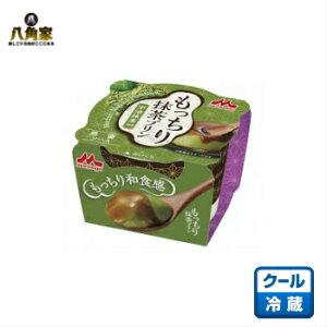 森永乳業 もっちり抹茶プリン 75g 10個入り 生菓子 【要冷蔵90日間】【キャッシュレス5%還元】