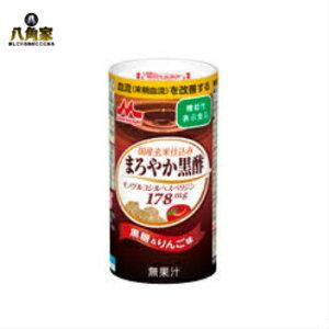 森永乳業 まろやか黒酢125ml×18本 宅配専用 機能性表示食品