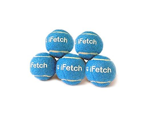 iFetch 小型犬〜中型犬用自動キャッチボール専用スペアボール 5個セット おもちゃ