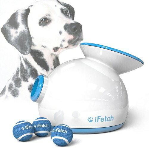 iFetch/小型犬 中型犬用 自動キャッチボールオリジナル日本語説明書付愛犬 ワンちゃん わんこ ワンコ ペット おもちゃ 犬 散歩 ダイエット