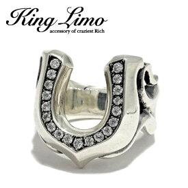 【King Limo/キングリモ】ハイフライヤーリング ホースシューリング 馬蹄 silver925 メンズアクセサリー シルバー925 メンズギフト