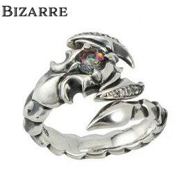 【BIZARRE/ビザール】アポリオンシルバーリング 蠍 スコーピオンリング シルバー925 SILVER925