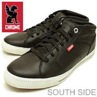 CHROME (chrome) (South side) SOUTH SIDE black