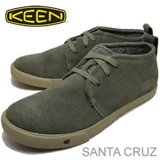 KEEN (킨) Santa Cruz (산타 크루즈) Dusty Olive (ダスティーオリーブ) [신발/운동 화/신발]