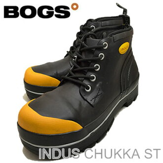 BOGS (bogs) INDUS CHUKKA ST (Indus chukka ST) BLACK (black) [shoes and rubber boots & shoes]