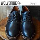 WOLVERINE ウルヴァリン JAVIER ハビエル BLACK ブラック 靴 ブーツ スニーカー ビジネス シューズ 【smtb-TD】【saitama】
