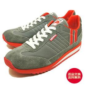 【返品交換送料無料】PATRICK パトリック MARATHON マラソン GRY グレー 【9624】 靴 スニーカー シューズ 【楽ギフ_包装】【あす楽対応】