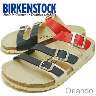 BIRKENSTOCK Papillio (비르켄슈특크파피리오) Orlando(오란드) 트리코롤[구두・샌들・슈즈]