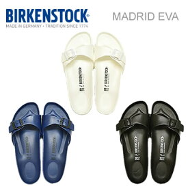 BIRKENSTOCK ビルケンシュトック MADRID EVA マドリッド EVA ブラック ネイビー 靴 サンダル シューズ