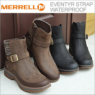 【あす楽対応】MERRELL(メレル) EVENTYR STRAP WATERPROOF(イヴェンチュア ストラップ ウォータープルーフ) [靴・スニーカー・コンフォート・シューズ]・防水・防寒
