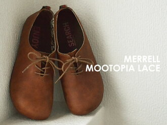MERRELL メレル MOOTOPIA LACE Mu Topia race LIGHT BROWN light brown shoes sneakers shoes