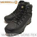 MERRELL(メレル)MATTERTAL GORE-TEX(マッタータル ゴアテックス)BLACK(ブラック) [靴・ブーツ・シューズ] 【smtb-TD】【...