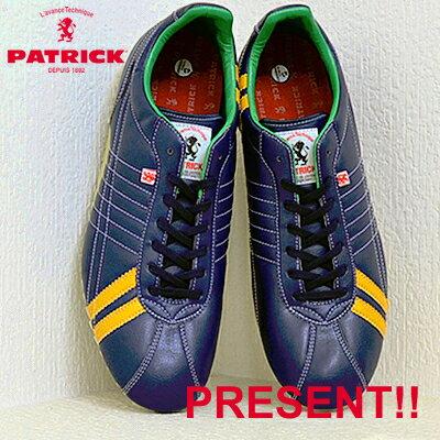 パトリック PATRICK SULLY シュリー NV/YL ネイビー/イエロー 靴 スニーカー シューズ 【あす楽対応】【返品無料対応】【【smtb-TD】【saitama】【楽ギフ_包装】