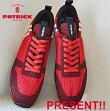【返品無料対応】【あす楽対応】PATRICKパトリックKINGBIRD-NTキングバード・ニットREDレッド靴スニーカーシューズ