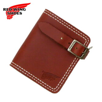 """RED WING Redwing goods cloth short wallet SHORT WALLET Oro Russett (leather boots), with belt"""", the 962-010] [leather accessories and folded wallet and riders wallet]"""