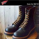 """RED WING レッドウィング 9210 9"""" LOGGER 9インチ ロガー Black Klondike ブラック クロンダイク 靴 ワークブーツ シューズ 【smtb-TD…"""