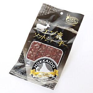 メール便 エゾ鹿ソフトジャーキー 30g 北海道 限定 お土産 お取り寄せ プレゼント 同梱不可