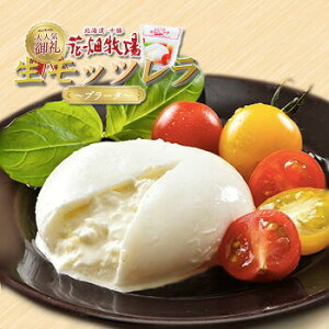 花畑牧場 生モッツァレラ ブラータ 1個 北海道 お土産 チーズ