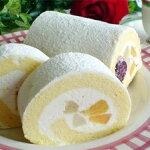 サン・ドミニック【ルーロー・オ・フリュイ】フルーツロールケーキ