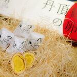丹頂鶴の卵