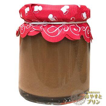サンタクリーム北海道のおかげ冷やすとプリン詰め合わせ「チョコキャラメル・カスタード」100g×2セットお土産クリスマステイスト