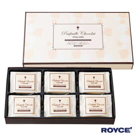 ロイズ プラフィーユ ホワイトミルク ROYCE royce【冷】 クリスマス ギフト